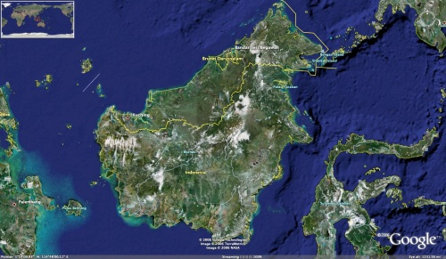 kalimantan_satellite